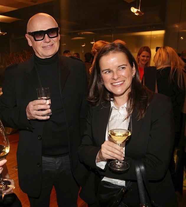 Jiří a Renata se vzali po osmi letech života na psí knížku.