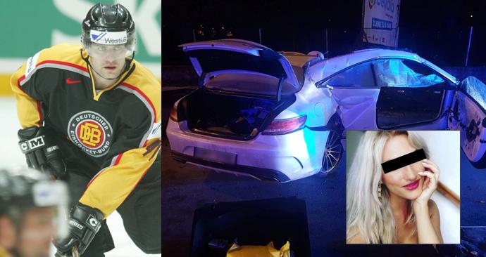 Za volantem auta smrti seděl podle MF Dnes bývalý hokejista Daniel Kunce. Při nehodě zemřela mladá kosmetička Jana.