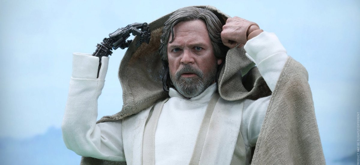 Luke Skywalker v sedmé filmové epizodě