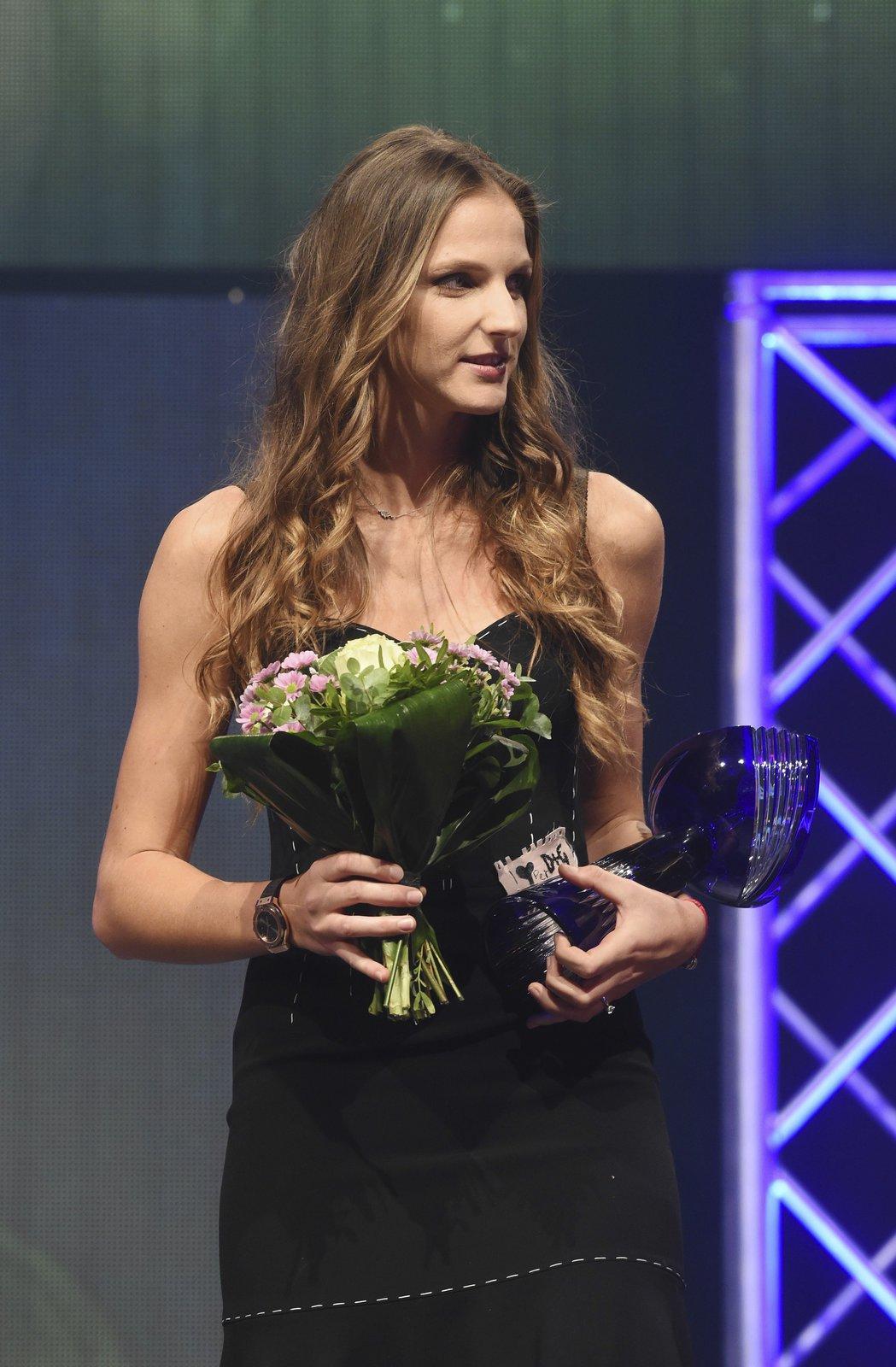 Karolína Plíšková poprvé vyhrála Zlatého kanára