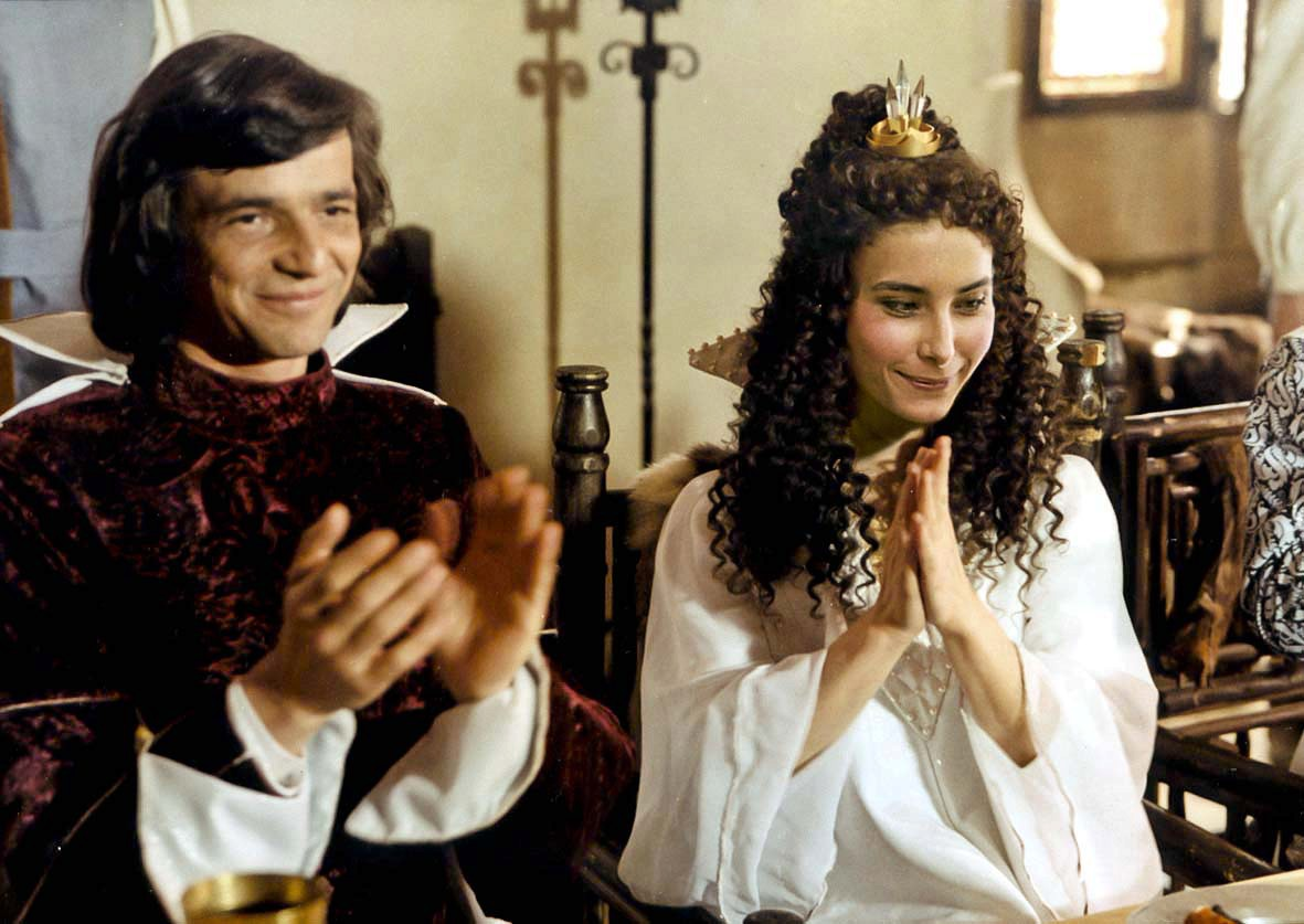 1982 Třetí princ: Její roli po Bartoškově boku ale převzala Libuše Šafránková.