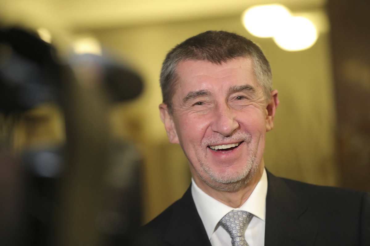 Andrej Babiš se stal premiérem