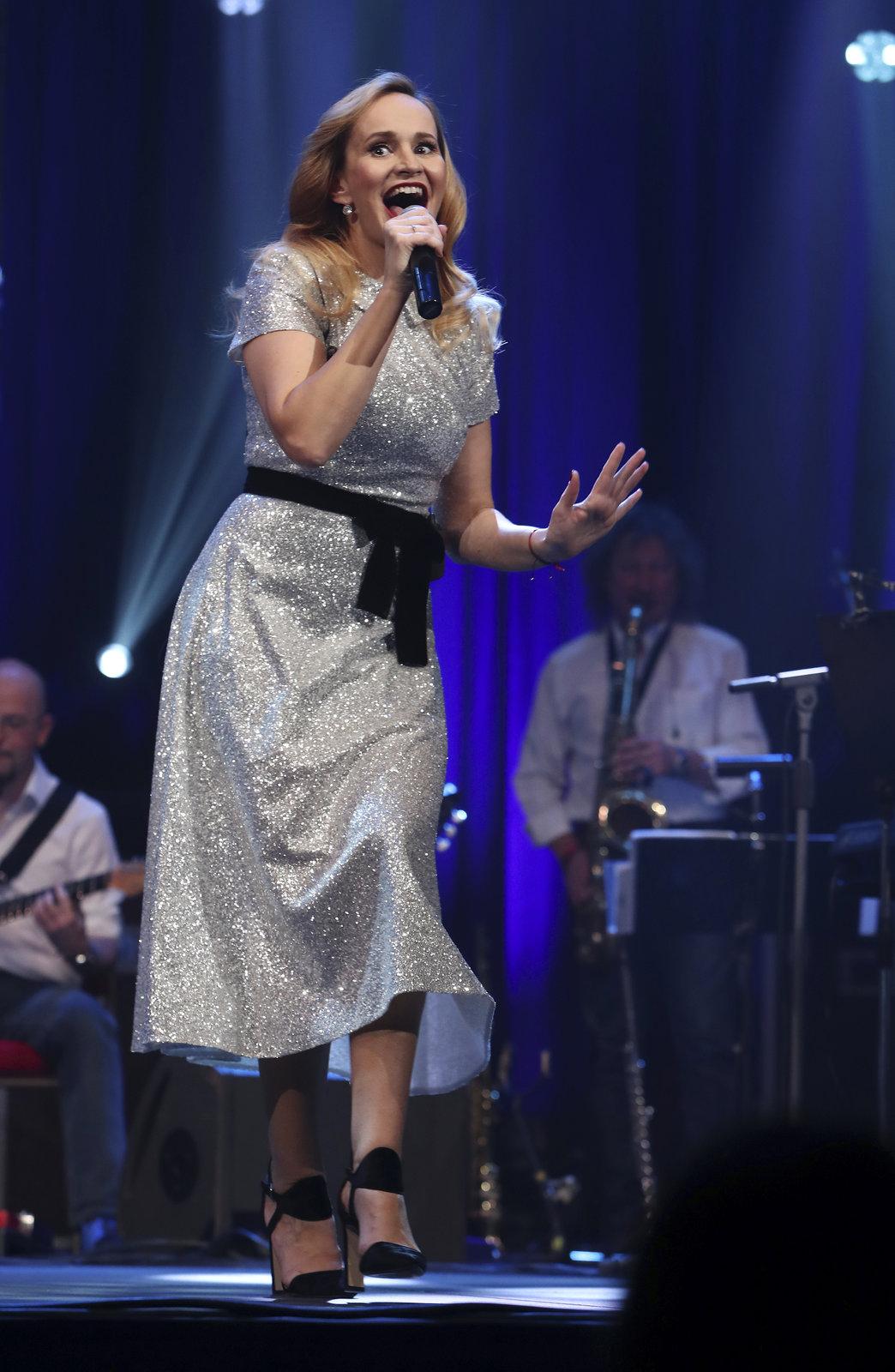 Atmosféra plná emocí dohnala zpěvačku až k slzám!