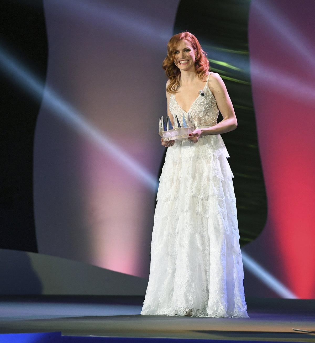 Sportovní královna za rok 2017, Gabriela Koukalová
