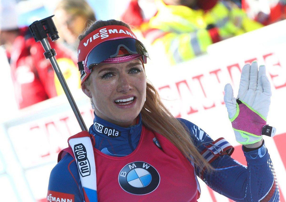 Biatlonistka Gabriela Koukalová se chystá oznámit novinku!