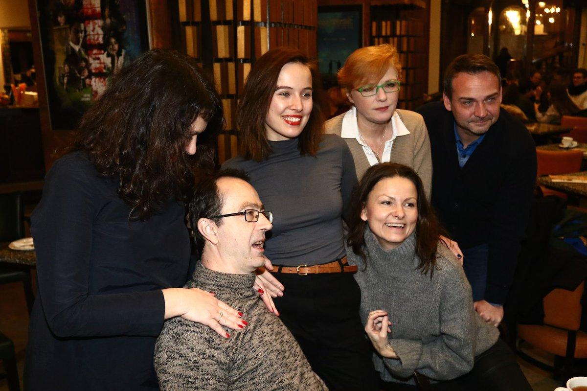 Petr Zelenka, Tereza Voříšková, Klára Melíšková, Helena Dytrtová a Filip Švarc