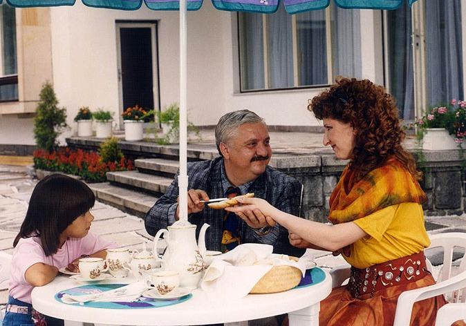Marián Labuda v seriálu Arabela se vrací