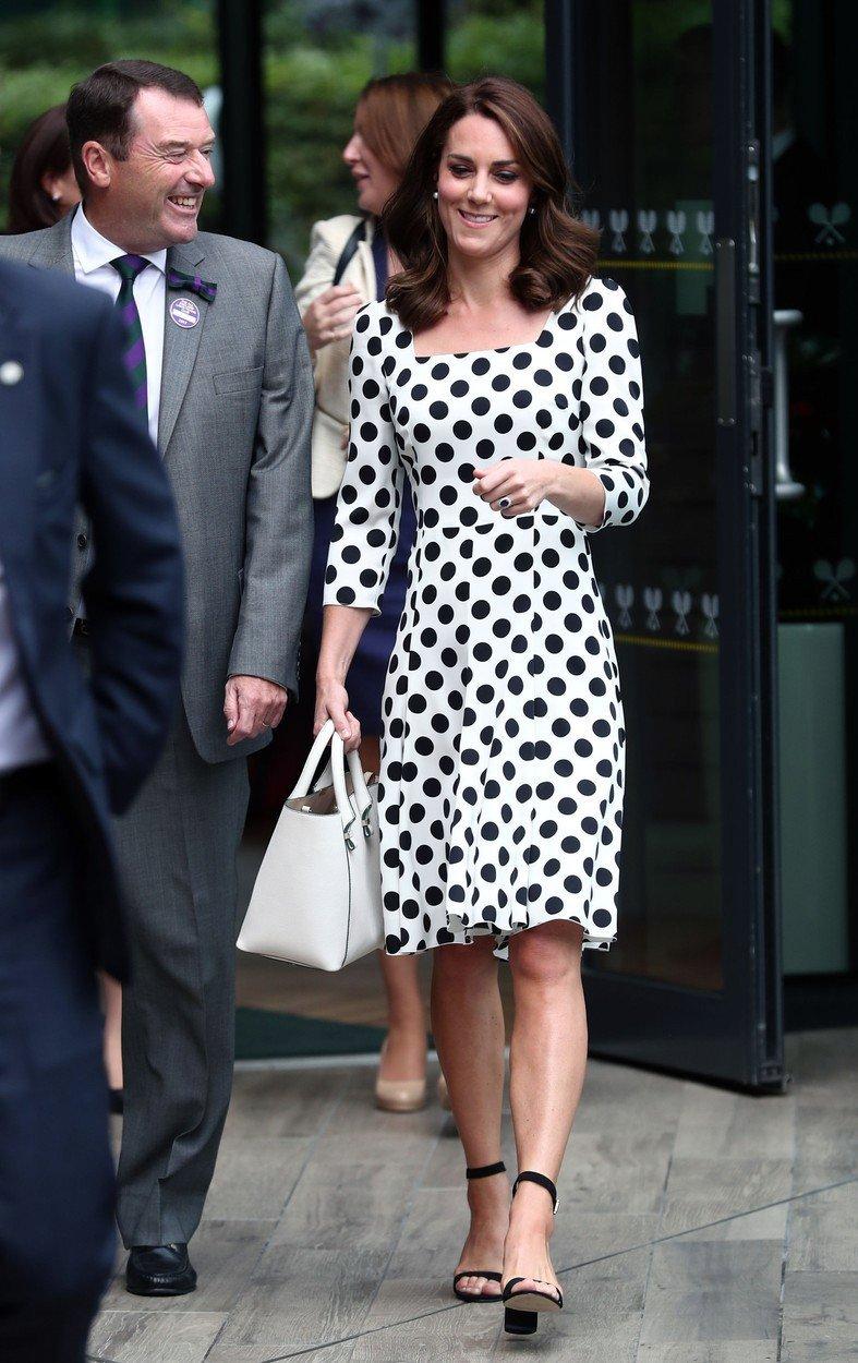 Kate Middleton a její styl