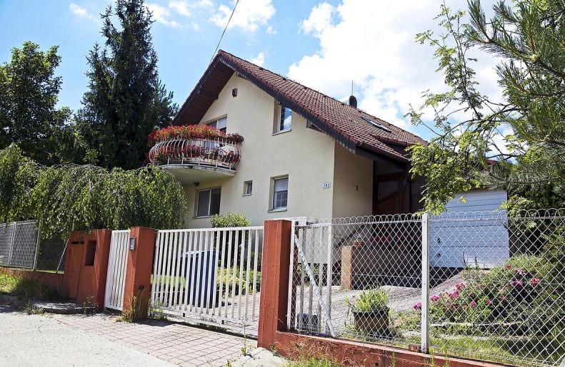 Dům Mariána Labudy v obci Borinka