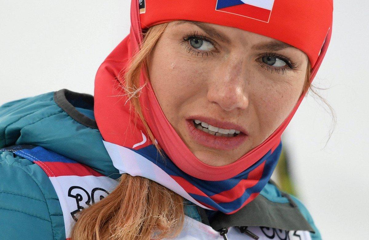 Gabriela Koukalová nezasáhla kvůli zdravotním potížím v této sezoně ani do jednoho závodu