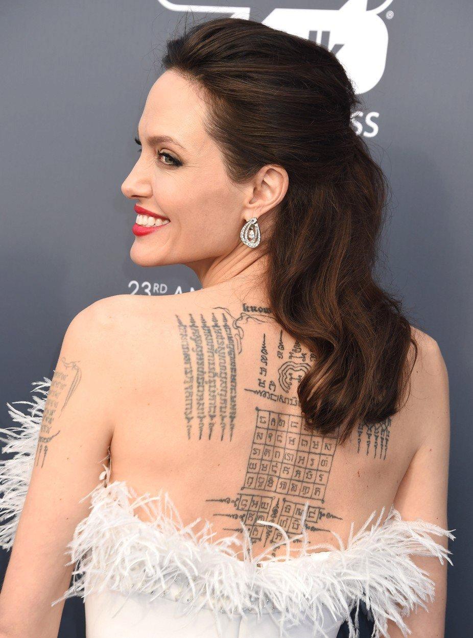 Angelina Jolieová