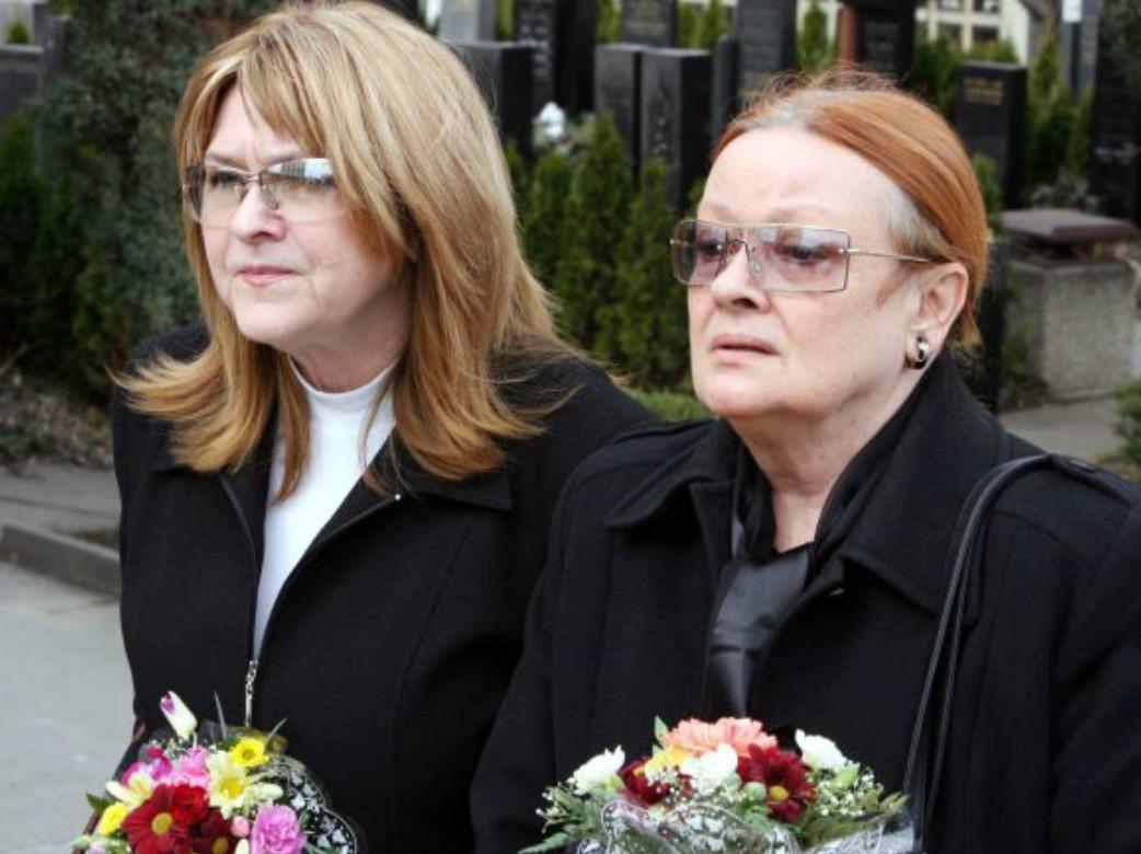 Pavlína Filipovská a Jana Brejchová byly velké kamarádky. Chodily spolu do restaurací i na pohřby.