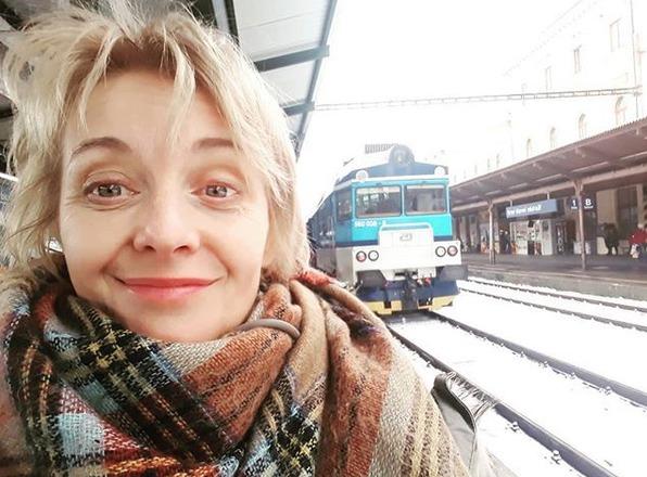 Veronika Žilková se ukázala nenalíčená
