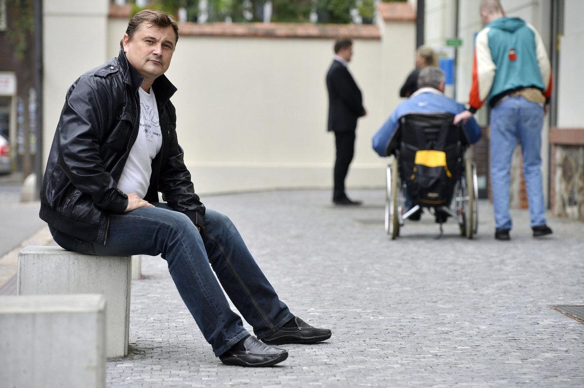 Syn Josefa Vinkláře Adam Vinklář