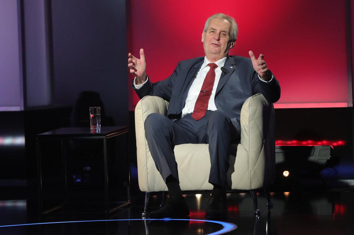 První společnou debatu prezidentských kandidátů vysílala TV Prima