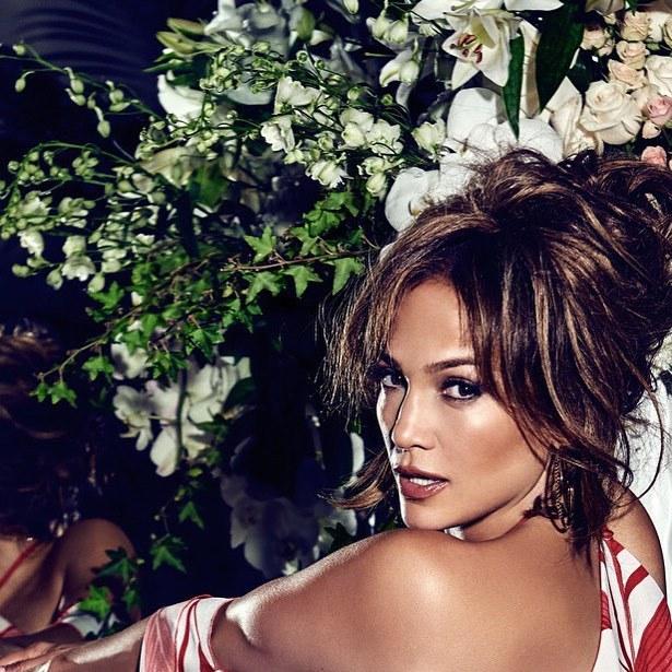 Jennifer Lopez se stala tváří značky Guess.