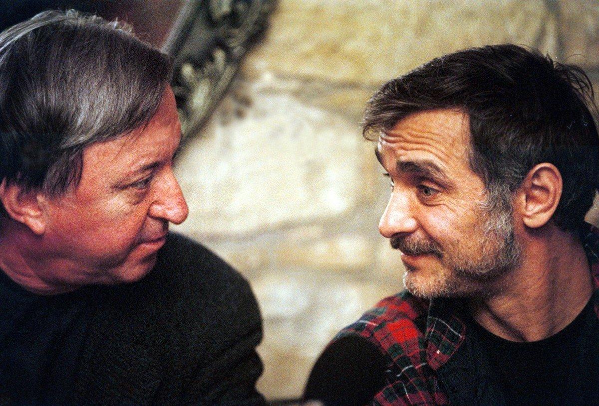Jiří Lábus a Oldřich Kaiser