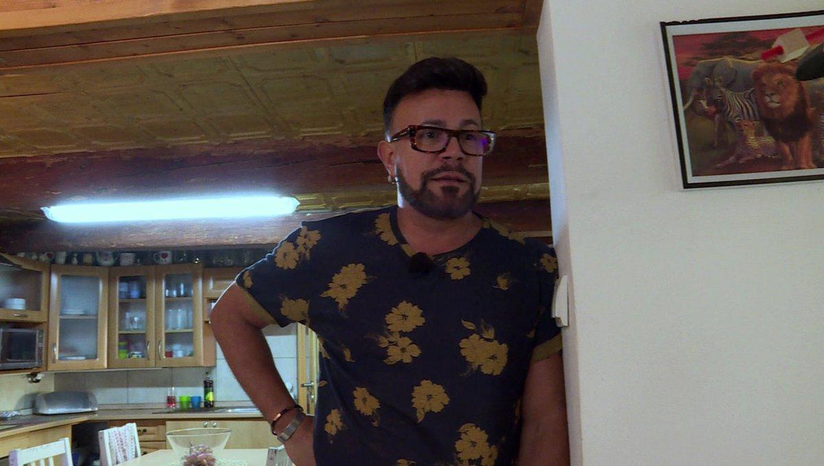 Osmany Laffita se bude ve Výměně manželek starat o 7 dětí.