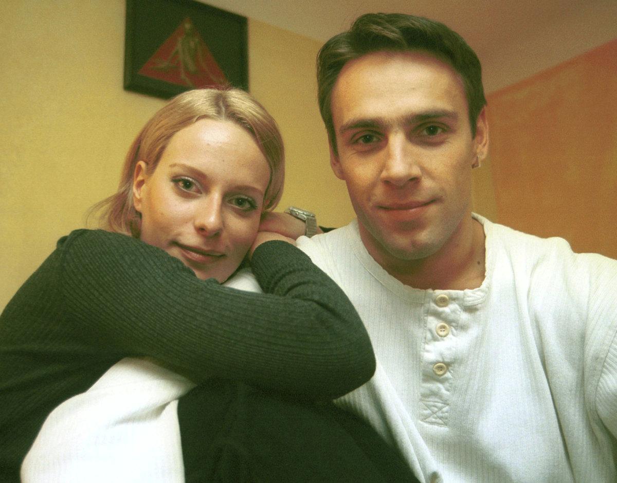 Roman Vojtek (45), herec, expartner (1996 až 2003)