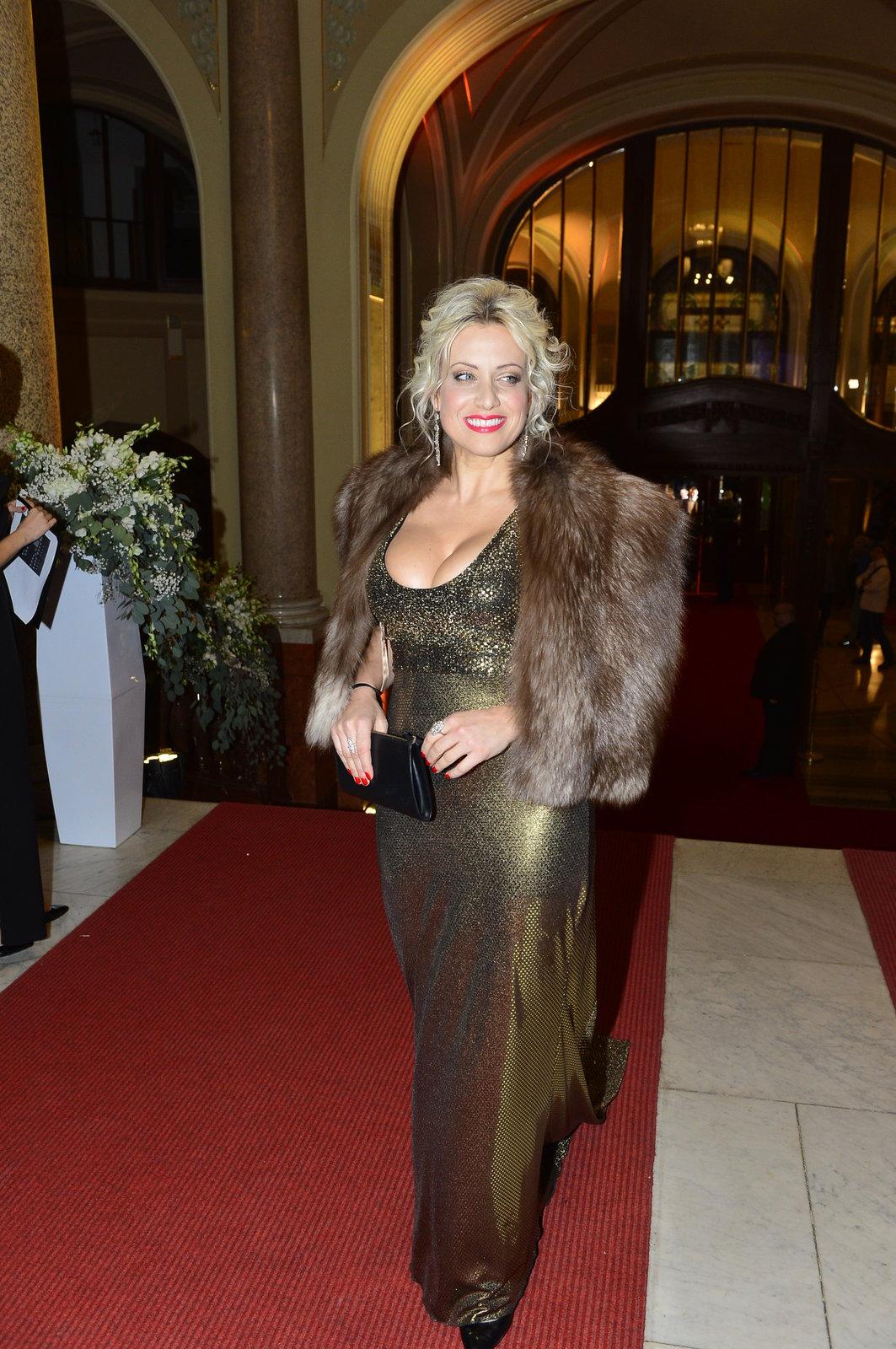 Operní pěvkyně Tereza Mátlová