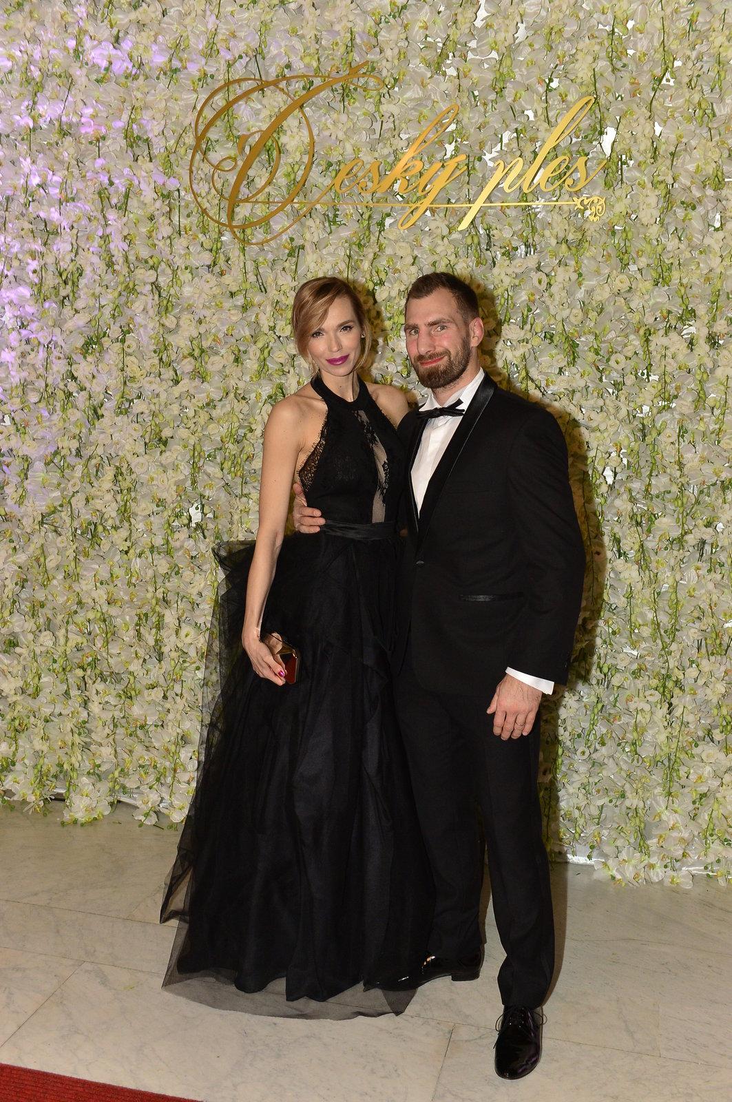 Hana Mašlíková Reinders s manželem
