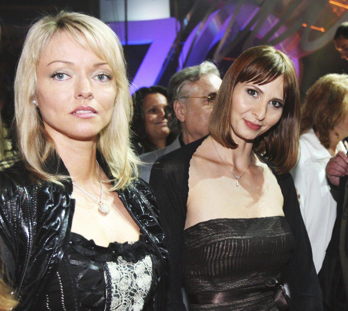 Dominika Gottová a Ivana Gottová