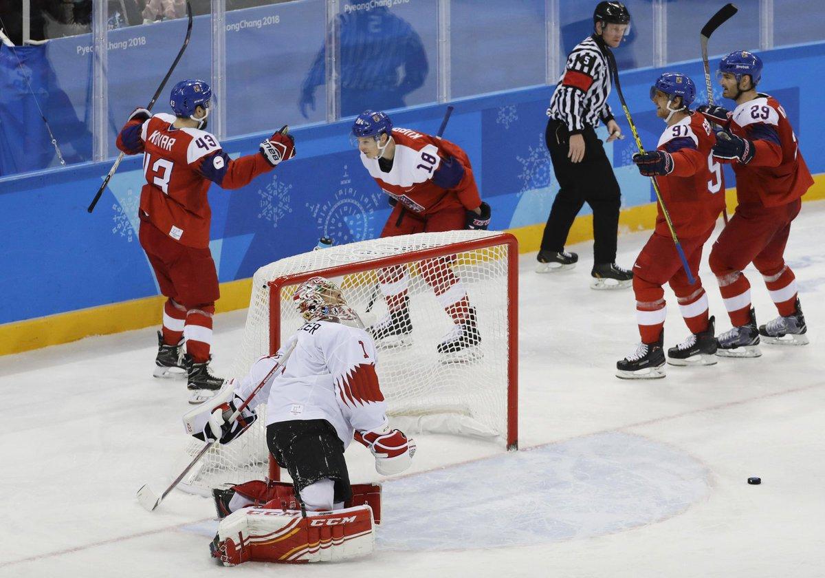 Dominik Kubalík změnil skóre, český tým vede 2:1