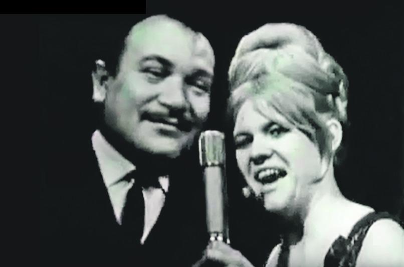 1965 - Eva Pilarová s Jiřím Jelínkem zazpívali Lousi Armstrongovi