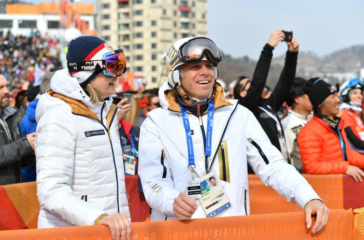 Rodiče dvojnásobné zlaté olympijské šampionky Ester Ledecké. Maminka Zuzana a tatínek Janek.