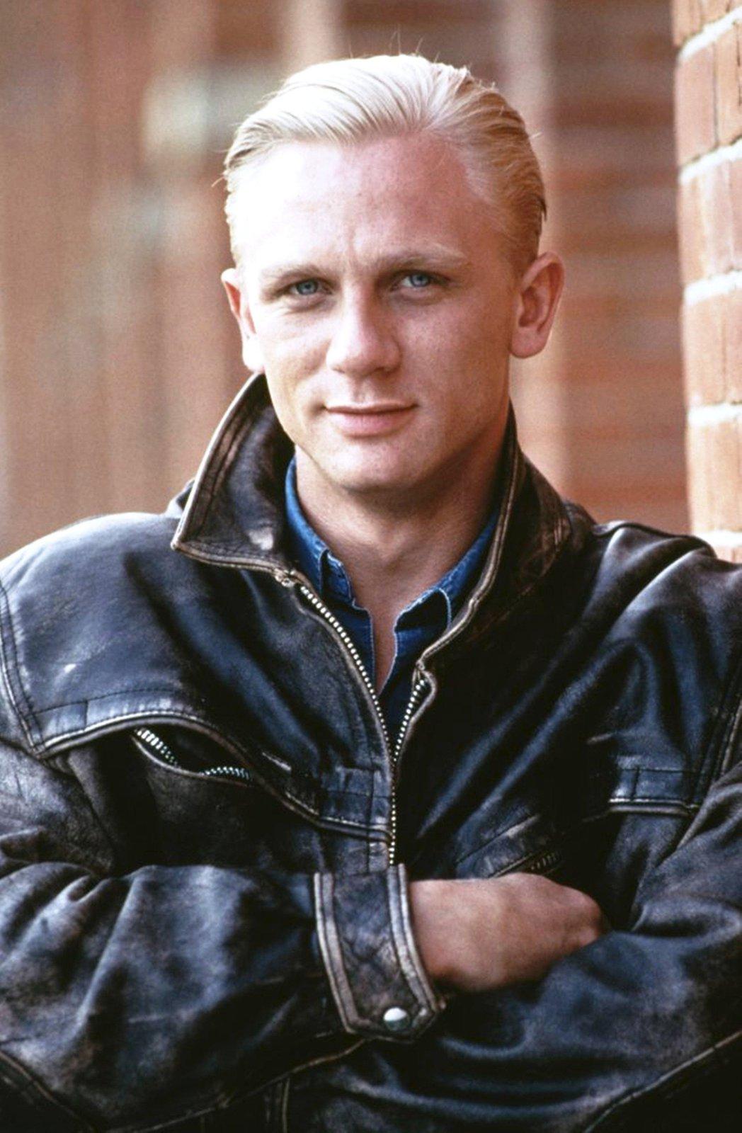 1992 První větší roli dostal ve filmu Síla muže, bylo mu 24.