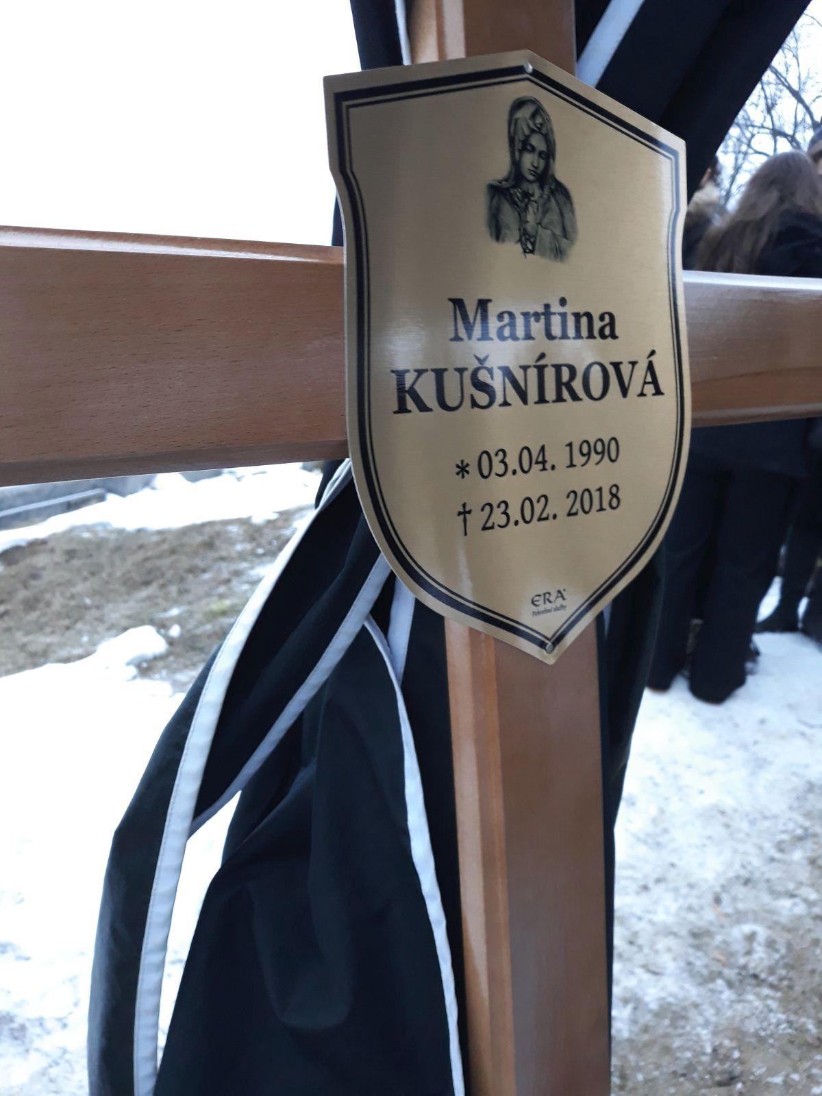 Martinku zabil neznámý pachatel spolu s jejím snoubencem Jánem Kuciakem
