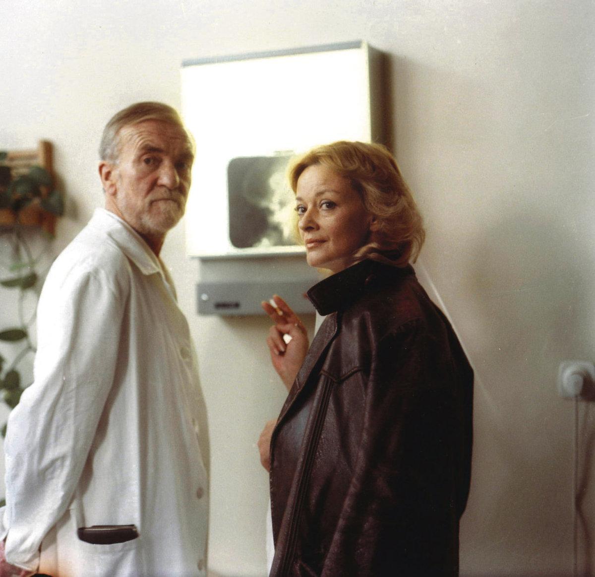 Skalpel, prosím (1985): Divácky oblíbený film podle románu Valji Stýblové o vrcholných neurochirurgických operacích. Brejchová si zahrála lékařku.