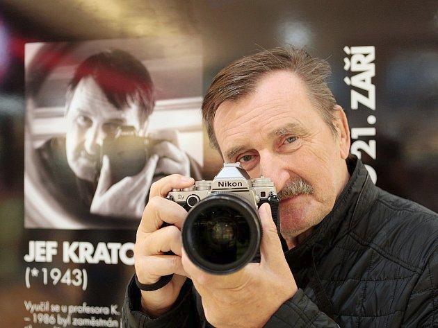 Fotograf hvězd Jef Kratochvil (†74)