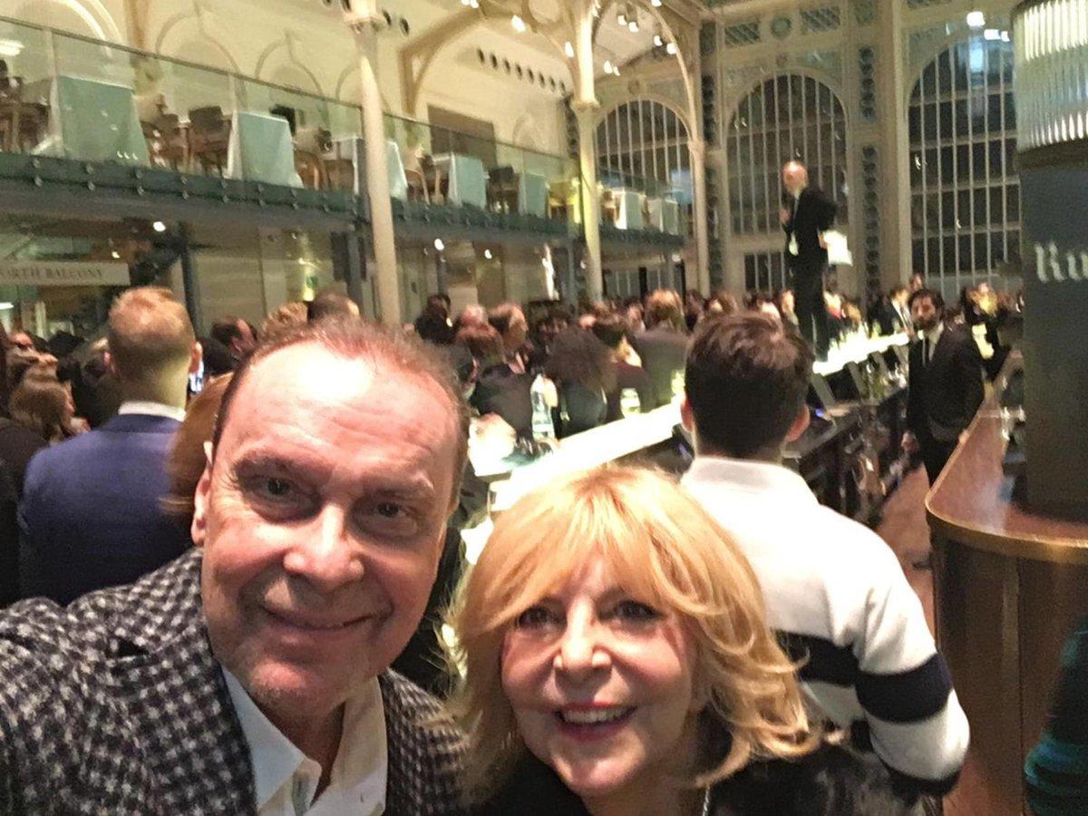 Hana Zagorová s Margitou v Londýně.