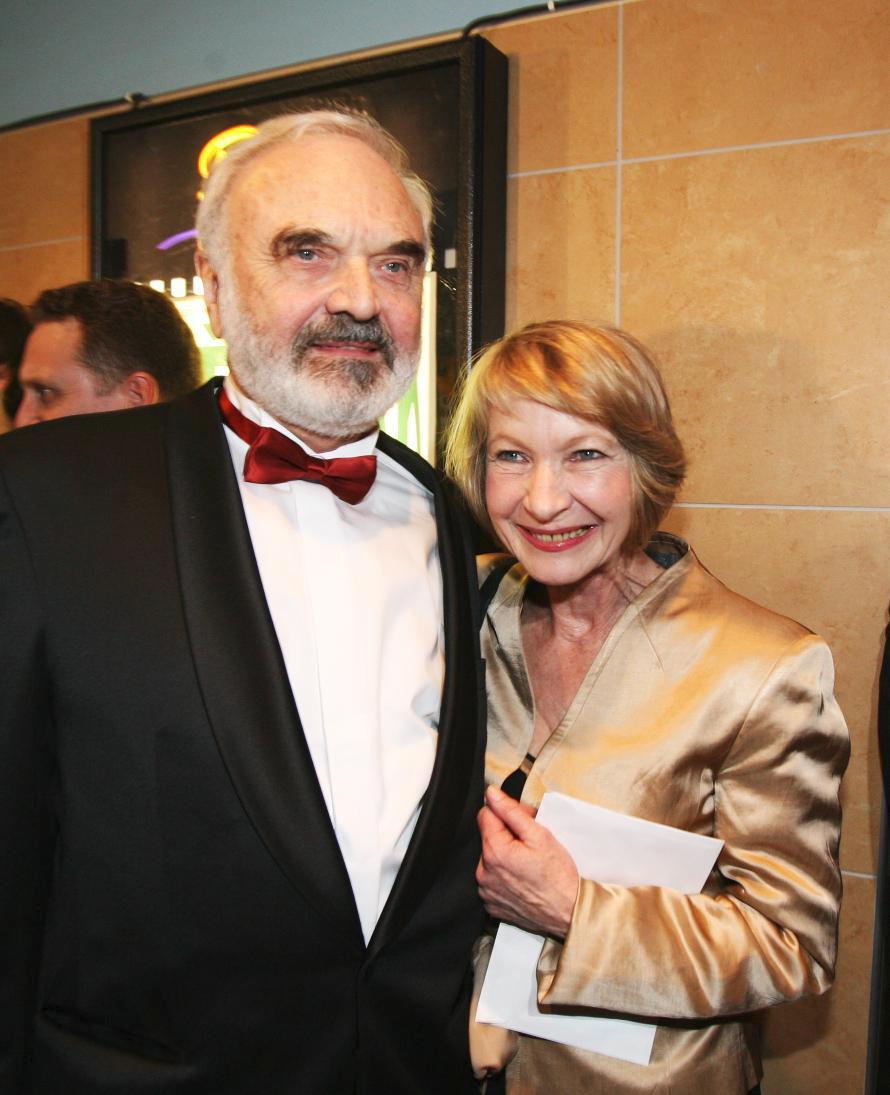 Daniela Kolářová a Zdeněk Svěrák.