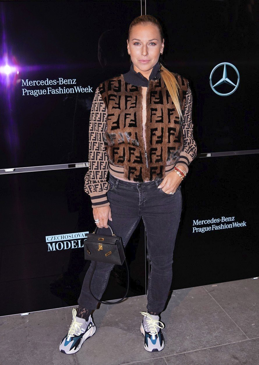 Dominika Cibulková si potrpí na luxus.