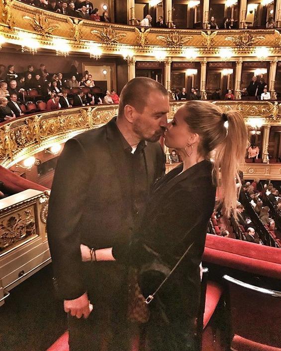 Kateřina Kristelová a Tomáš Řepka v Národním divadle