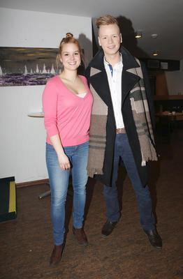 Pavel Dytrt s Patricií Solaříkovou