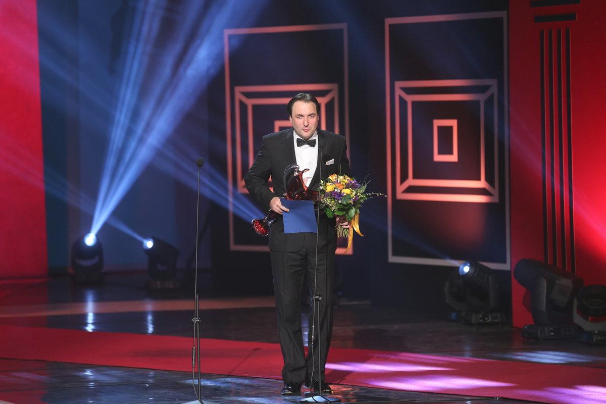 Svatopluk Sem získal cenu Thálie v kategorii Opera