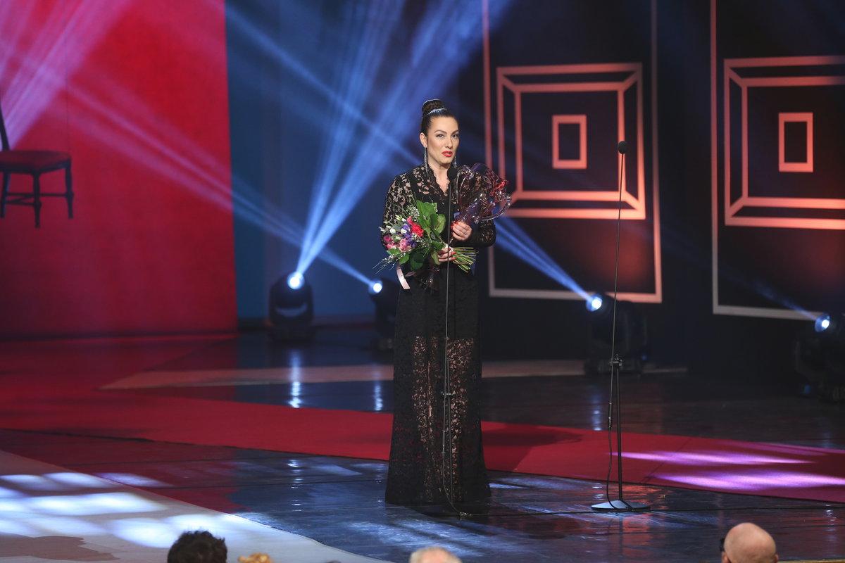 Katarína Hasprová získala cenu Thálie v kategorii Muzikál, opereta