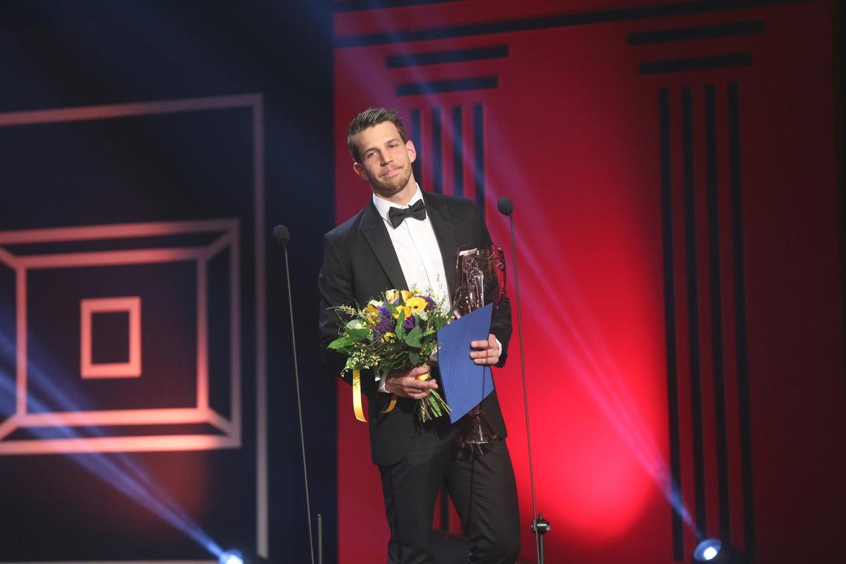 Peter Pecha získal cenu Thálie v kategorii Muzikál