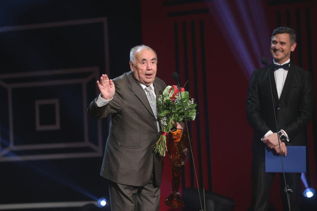 František Filip získal cenu za šíření divadelního umění v televizi