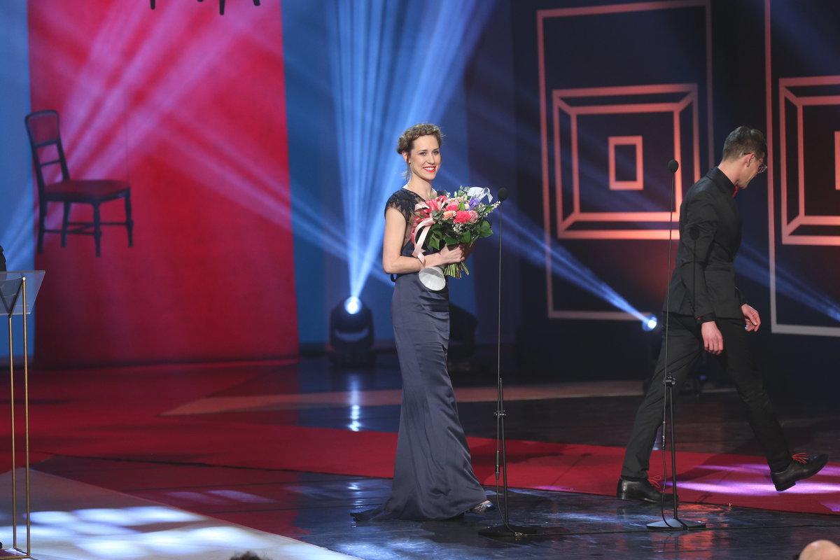 Nikola Márová získala cenu Thálie v kategorii Balet