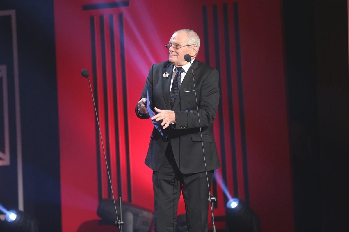 Milan Kňažko předával cenu za činohru