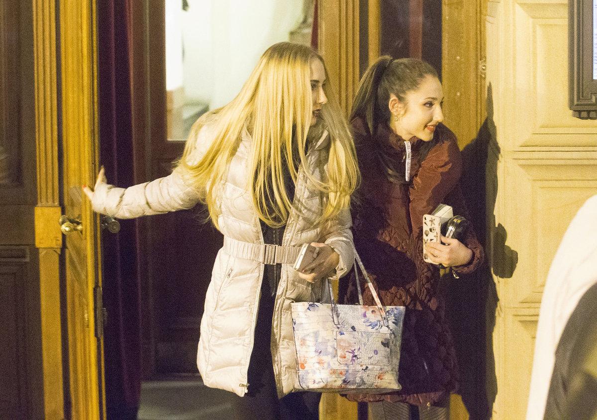 Denisa a Natálie Grossovy odcházejí z Národního divadla