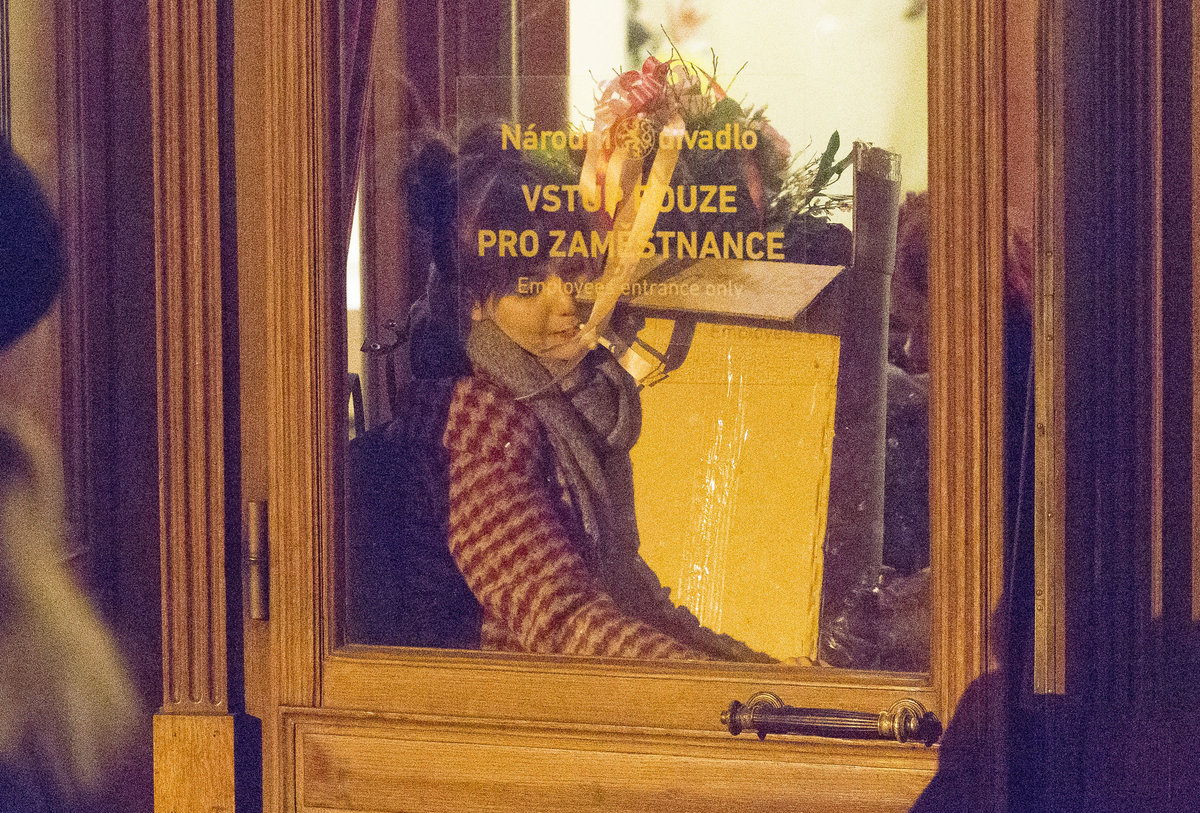 Tereza Dočkalová odchází z Národního divadla