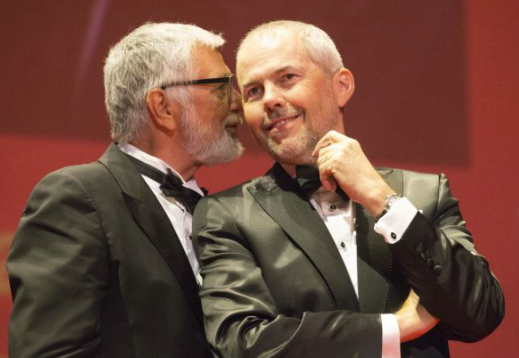 Jiří Bartoška a Marek Eben
