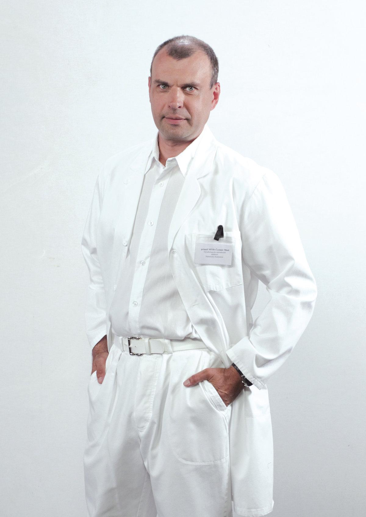 Petr Rychlý je sice největší hvězda Ordinace ale na Čenského prvenství nemá.