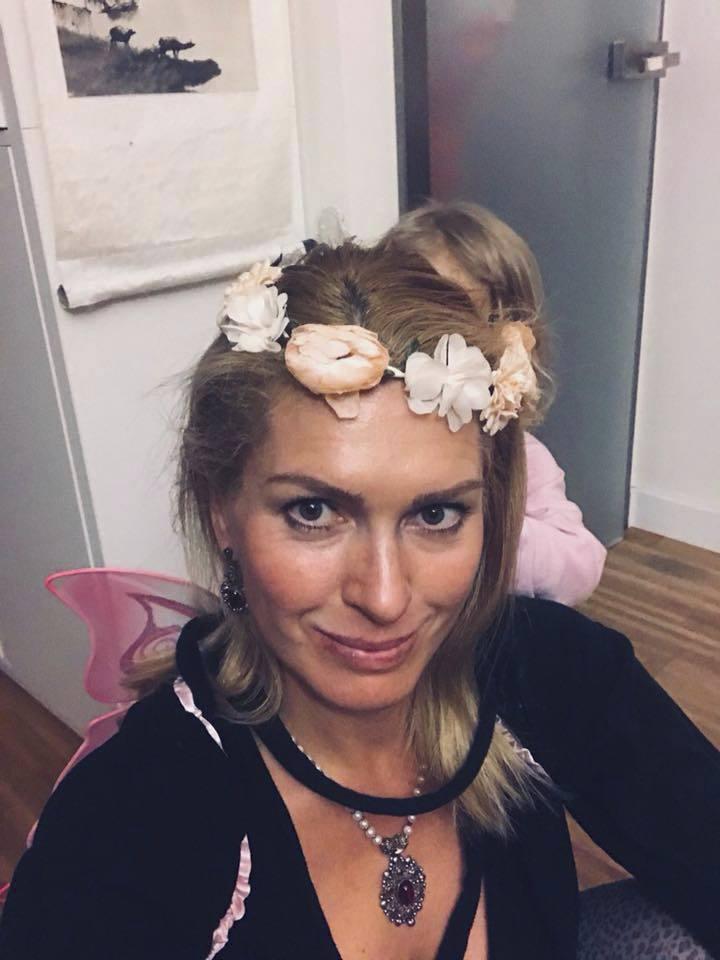 Olga Menzelová o velikonočních svátcích.