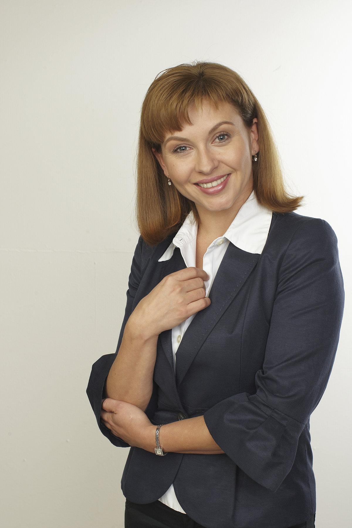 Dana Morávková v Ordinaci